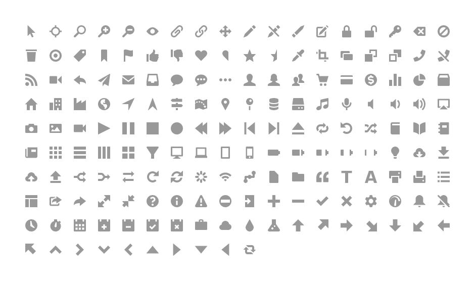 Symbolset Ss Standard